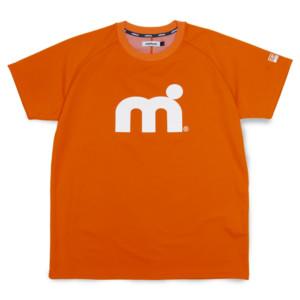 ミストラル メンズ HP-ドライTシャツ 半袖 -エムドット- ORANGE 素材 ポリエステル、ポリプロピレン 機能 吸水速乾、UVカット 日本製