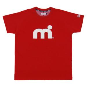 ミストラル メンズ HP-ドライTシャツ 半袖 -エムドット- RED(赤) 素材 ポリエステル、ポリプロピレン 機能 吸水速乾、UVカット 日本製