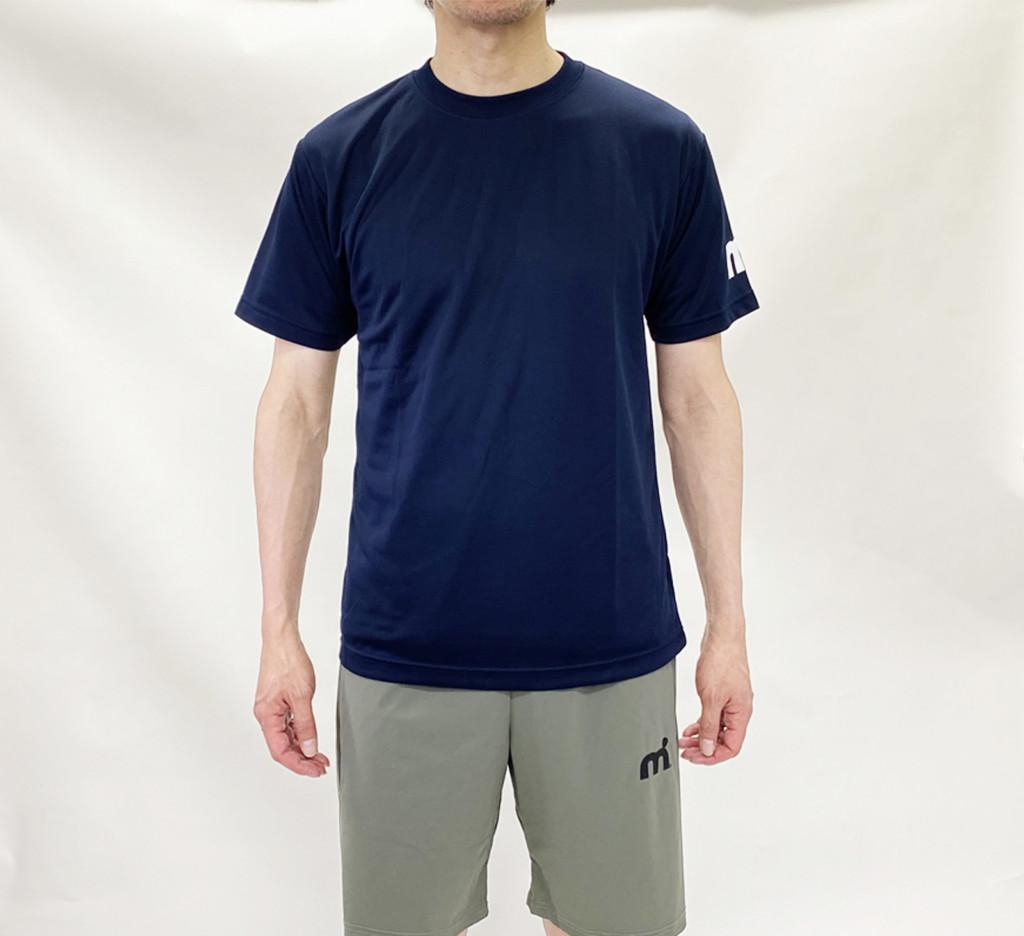 ミストラル ドライTシャツ_wearing