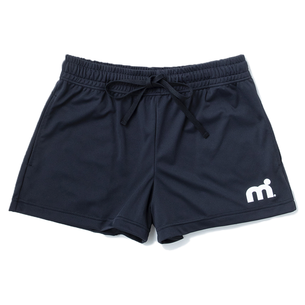Mist Relax Shorts_BLACK_F