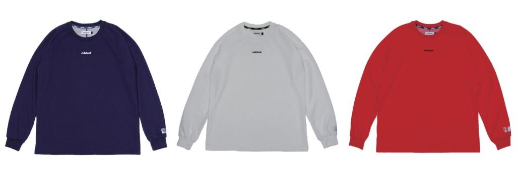 ミストラルHP-DRY 長袖Tシャツ -ベーシック-_color