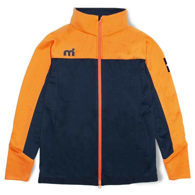 mistral Track Jacket ORANGE/NAVY