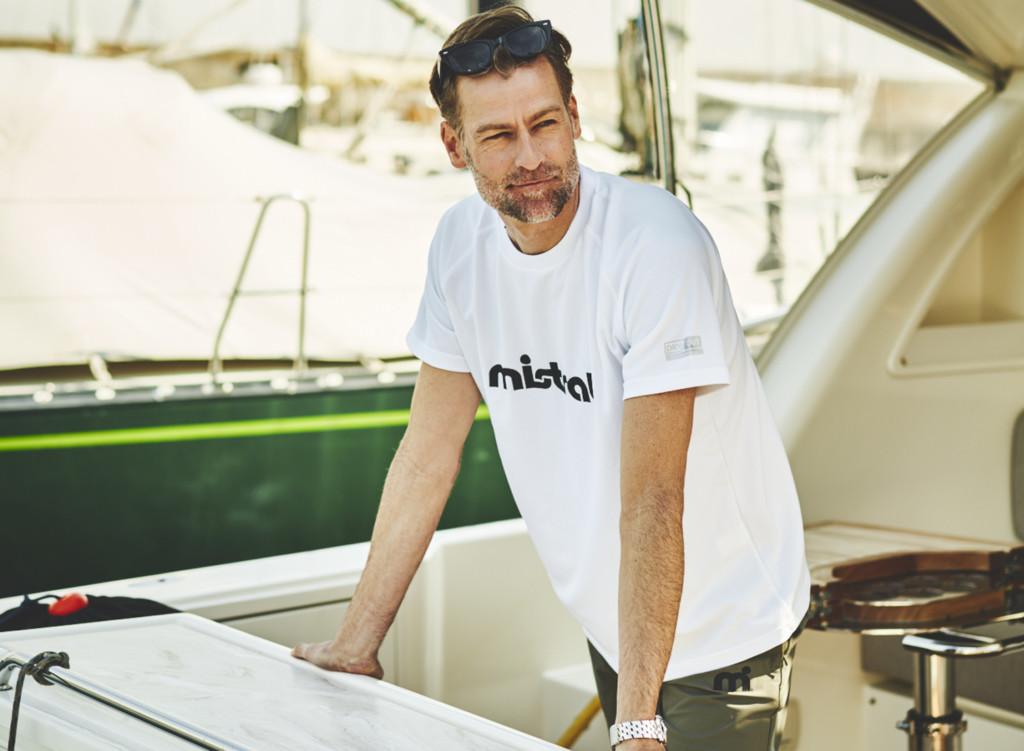ミストラル メンズ HP-ドライTシャツ半袖コーデイメージ 素材 ポリエステル、ポリプロピレン 機能 吸水速乾、UVカット 日本製