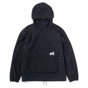 Traditional Pullover Blouson_black