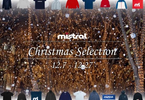 1976年創業、オランダのウォータースポーツブランドmistral(ミストラル)公式メンズ・ウィメンズウエア通販サイトクリスマスセレクション2020