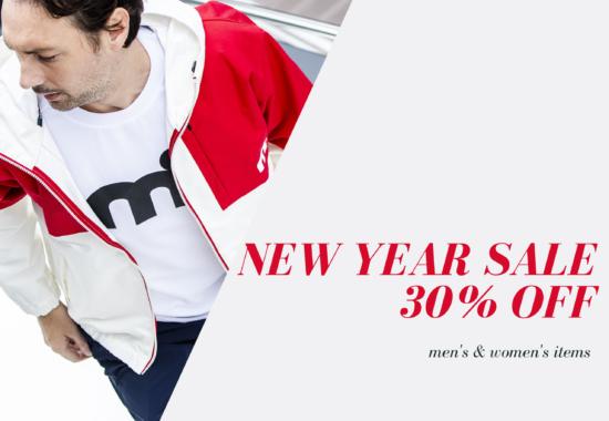 1976年創業、オランダのウォータースポーツブランドmistral(ミストラル)公式メンズ・ウィメンズウエア通販サイト新春記念期間限定30%オフキャンペーン