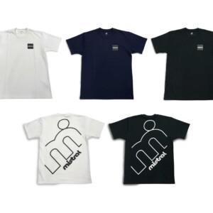 「半袖Tシャツ -エブリー- 、 -グレイトエム- 」発売のお知らせ