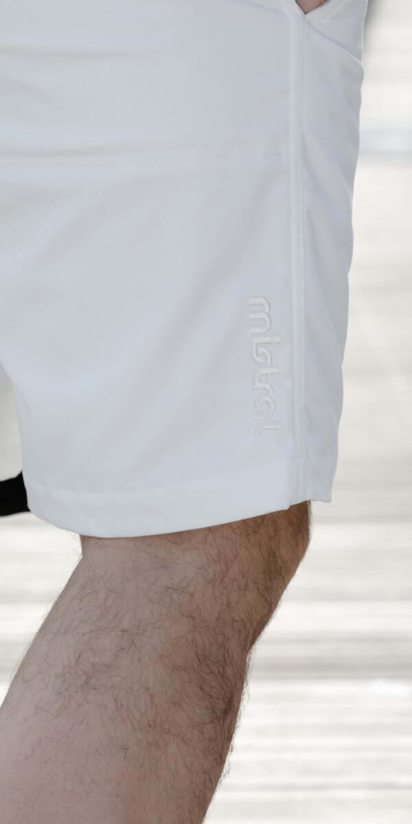 メンズ [ コットン シーコンフォート ショートパンツ ] ホワイト