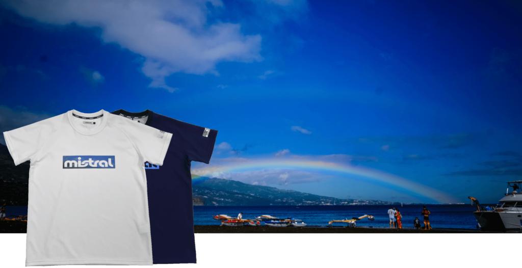 汗べたつき軽減・吸水速乾・UVカット素材 ミストラルの機能Tシャツ「HP-DRY Tシャツ」
