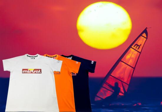 HP-DRY Tシャツ ミストラル サンセット 速乾 ドライ